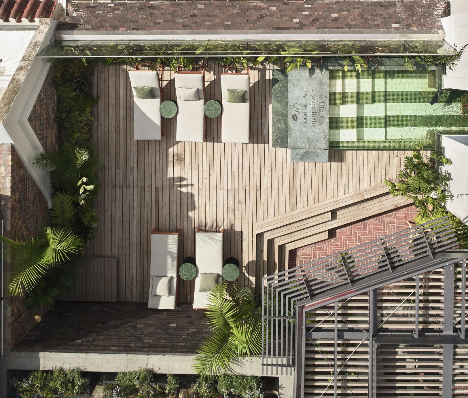 Gigi Rooftop Restaurant | Gorgeous George